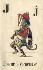 09x077 J, Alphabet Book Illustrations from Winterthur's Magnus Collection